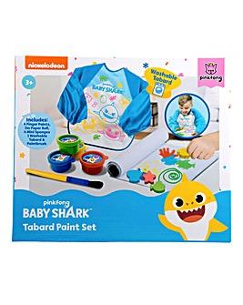 Baby Shark Paint Tabard Set