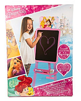 Disney Princess Double Sided Floor Standing Easel