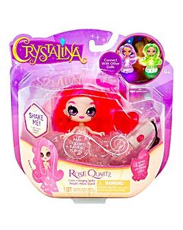 Crystalina Rose Quartz Doll