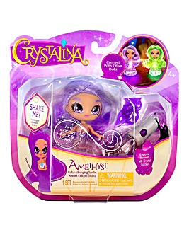 Crystalina Amethyst Doll