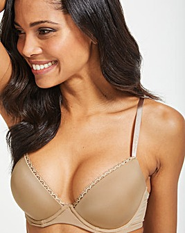 Calvin Klein Seductive Comfort Push Up Bra