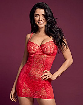 Pulse Underwired Lace Slip