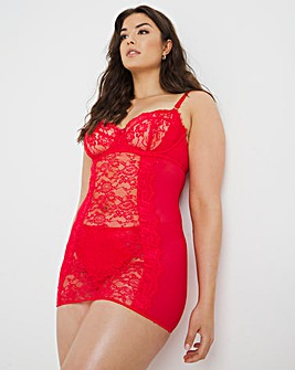 Figleaves Pulse Underwired Lace Slip