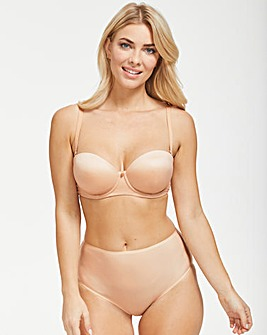 Smoothing Underwired Balcony Bra