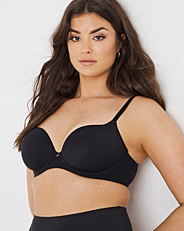 Figleaves Smoothing Full Cup Sweetheart T-Shirt Bra
