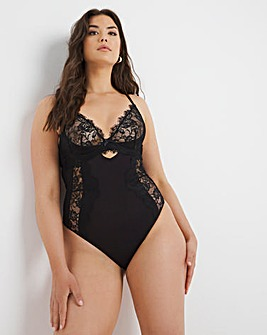 Figleaves Pulse Lace Underwired Body B-G