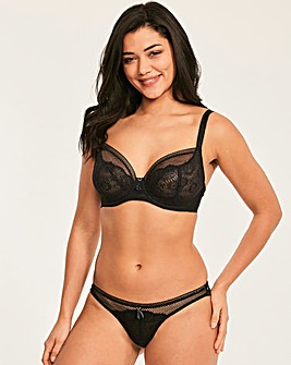 Freya Expression Underwired Plunge Bra