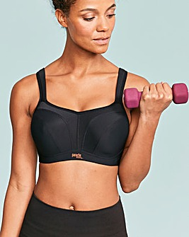 Panache Sports Moulded Underwired Bra