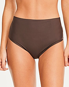 Smoothing High Waisted Brief