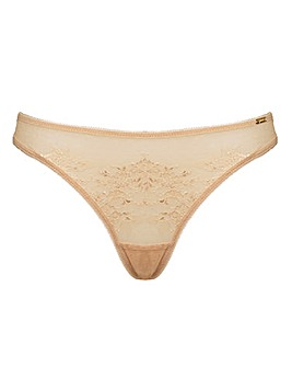 Gossard Glossies Lace Thong