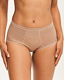 Gossard Glossies Deep Brief