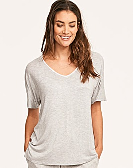 DKNY Core Essentials Short Sleeve Top