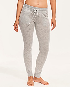 Bliss Cashmere Cuffed Jogger