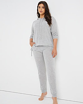 Figleaves Bliss Cashmere Cuffed Jogger