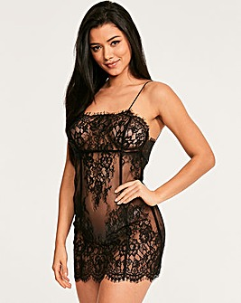 Gigi Galloon Lace Chemise