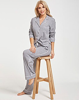 DKNY New Signiture Long Sleeved PJ Set