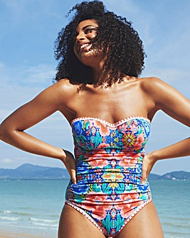 Frida Underwired Control Swimsuit