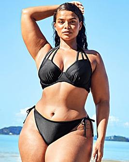 Figleaves Rene Underwire Strapping Bikini Top