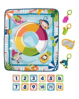 Fisher-Price Make a Splash Activity Mat