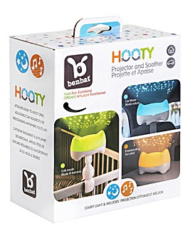 BenBat Hooty-On-The-Go Projector & Soother