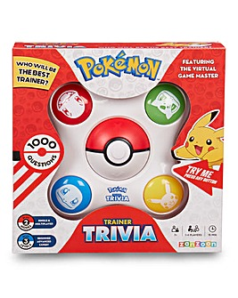 Pokemon Trainer Trivia