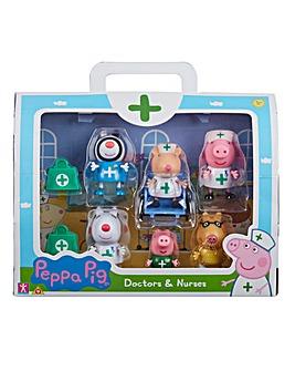 Peppa Pig Nurse Figure Pack