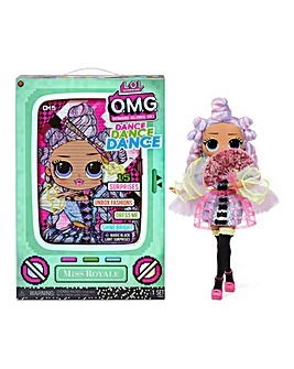 LOL Surprise OMG Dance Doll-Miss Royale