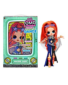 LOL Surprise OMG Dance Doll - Major Lady