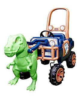 Little Tikes T-Rex Cozy Coupe Truck