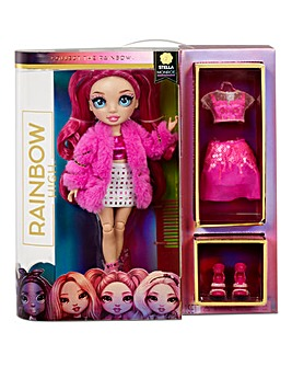 Rainbow High Fashion Doll Stella Monroe