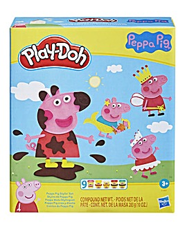 Play-Doh Peppa Pig Styling Set