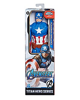 Marvel Avengers Titan Series Captain America