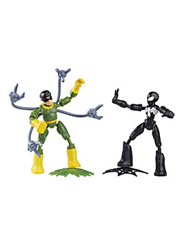 Avengers Bend Flex Spider-Man vs Doc Ock