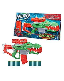 Nerf DinoSquad Rex-Rampage Motorized Dart Blaster