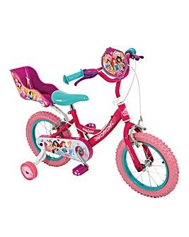 Disney Princess 14 Inch Bike
