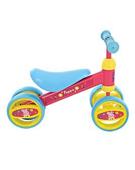 Peppa Pig Bobble Ride On