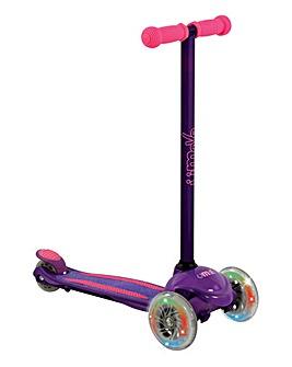 uMoVe LED Scooter - Purple / Pink