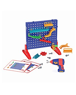 Learning Resources Design & Drill Make-A-Marble Maze