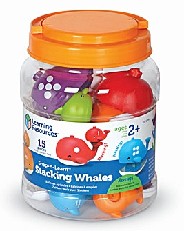 Learning Resources Snap-n-Learn Whales