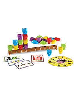 Learning Resources 1-10 Counting Owls