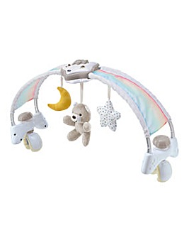 Chicco First Dreams 2in1 Rainbow Sky Bed Arch