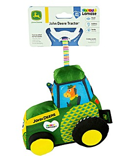 Lamaze Clip & Go John Deere Tractor