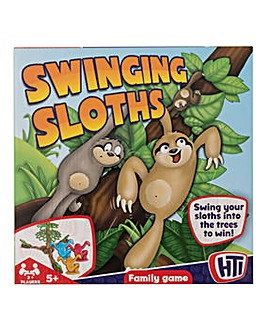 Swinging Sloths Game