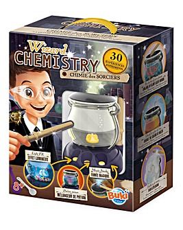 Wizard Chemistry & 30 Experiments