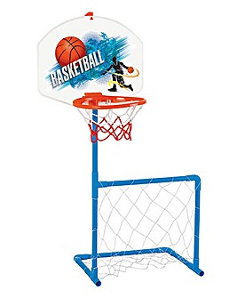 Magic Basketball and Football set