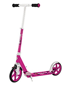 A5 LUX Scooter - Pink