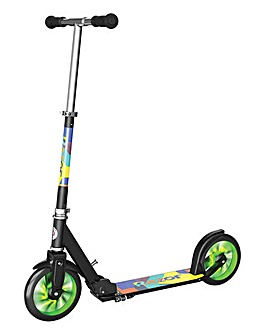 Razor A5 LUX Lighted Scooter - Green