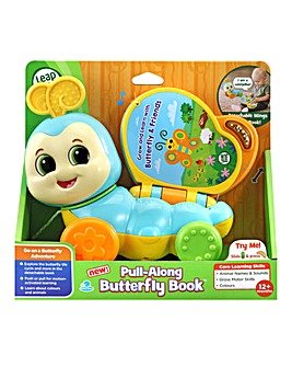Leapfrog Pull-Along Butterfly Book