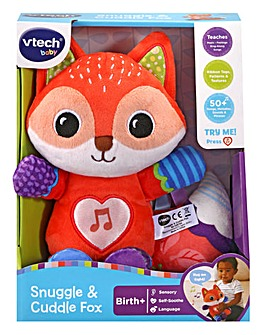 Vtech Snuggle & Cuddle Fox