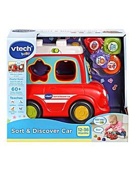 Vtech Sort & Discover Car